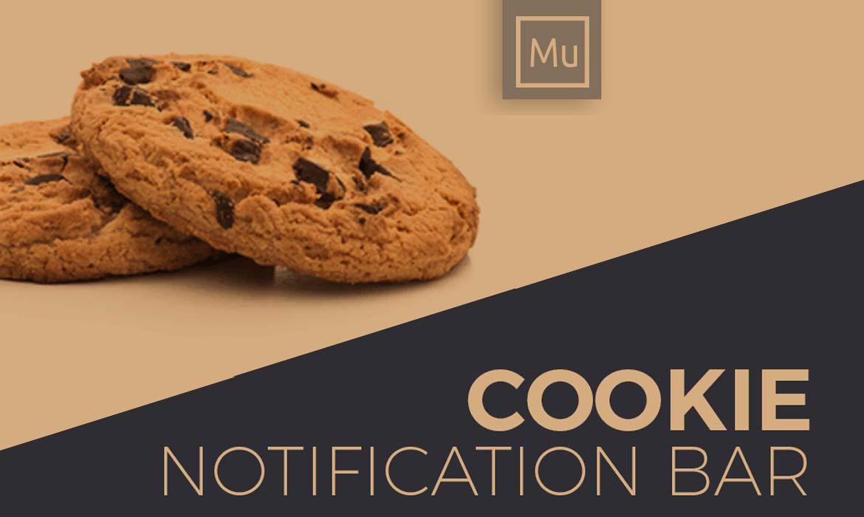 Cookie Notification Bar