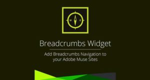 Breadcrumbs Widget - MuseTemplatesPro