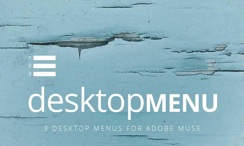 Desktop Menu - MuseGain
