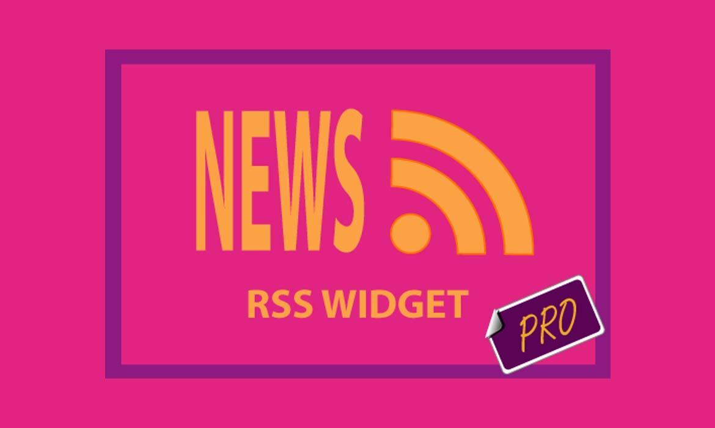 News Widget Pro