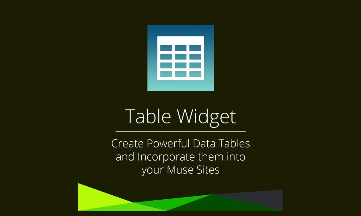 Table Widget